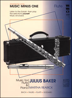 Advanced Flute Solos -  vol. IV (Julius Baker)