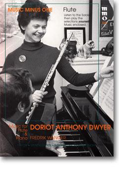 Intermediate Flute Solos -  vol. IV (Doriot Dwyer)