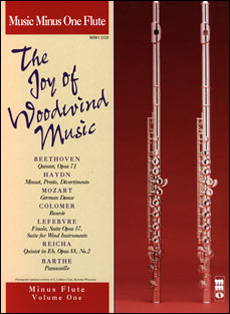 Woodwind Quintets -  vol. I: The Joy of Woodwind Music (minus Flute)