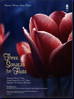 TELEMANN Trio in F major; B-flat major; HANDEL Sonata No. 3 in C major (minus Flute)