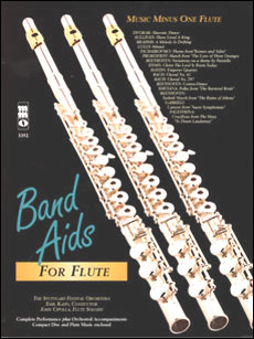 Band Aids: Concert Band Favorites with Orchestra (minus Flute)