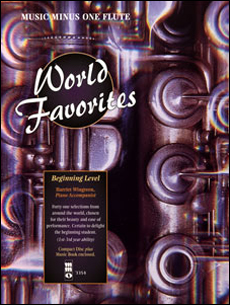 World Favorites: Student Editions -  41 Easy Selections (1st-2nd year) (minus Flute)