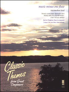 Classic Themes for Students -  27 Easy Songs (2nd-3rd year) (minus Flute)