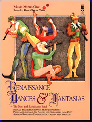 Renaissance Dances and Fantasias (minus Recorder)