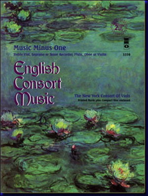 English Consort Music (2 CD SET) (minus Recorder)