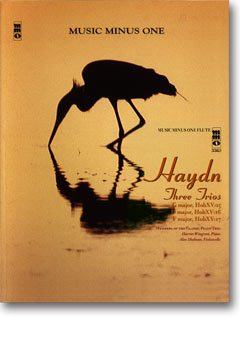 HAYDN Three Trios: F major (HobXV:17) -  D major (HobXV:16) -  and G major (HobXV:15) (minus Flute)
