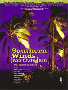 Southern Winds: Jazz Flute Jam - Bossa Novas (minus Flute)