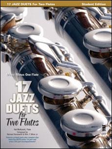 17 Duets for Two Flutes (Hal McCusick) (minus Flute)