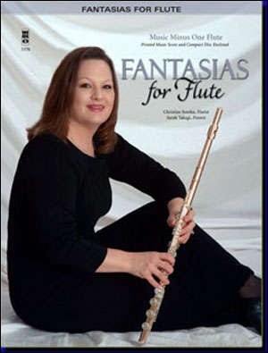 Fantasias for Flute: Classics with Piano (2 CD set) (minus Flute)