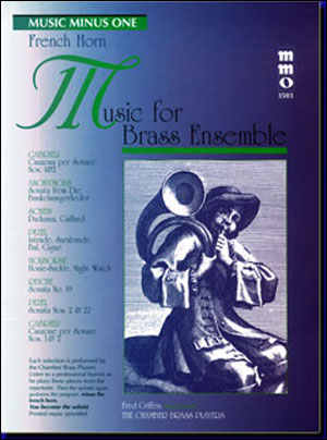 Music for Brass Ensemble (minus French Horn)