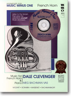 Intermediate French Horn Solos -  vol. I (Dale Clevenger)