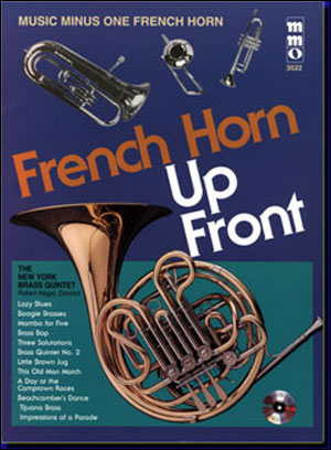 French Horn Up Front Brass Quintets (minus French Horn)