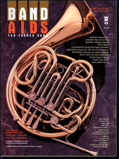 Band Aids for French Horn: Concert Band Favorites with Orchestra (minus French Horn)