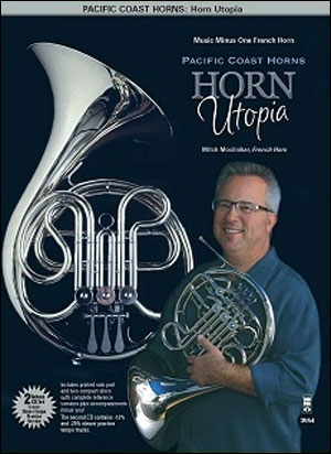 PCH Pacific Coast Horns -  vol. 1: Horn Utopia (minus French Horn)