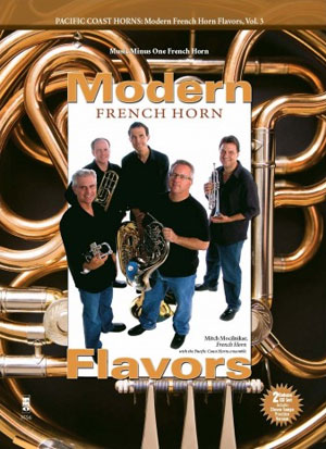 PCH Pacific Coast Horns -  vol. 3: Modern French Horn Flavors (minus French Horn)