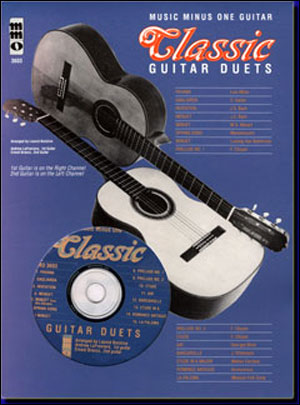 Classic Guitar Duets (2 CDs) (minus Guitar)