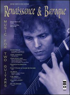 Renaissance & Baroque Guitar Duets (minus Guitar)