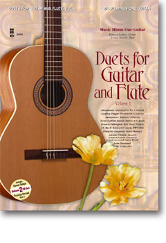Guitar and Flute Duets -  vol. I (Digitally Remastered 2 CD set) (minus Guitar)