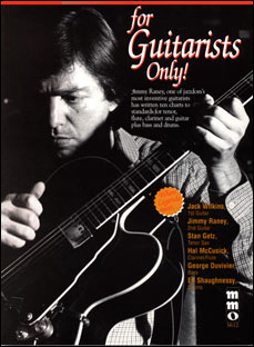 For Guitarists Only! Jimmy Raney Small Band Arrangements (minus Guitar)