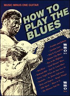 Play The Blues Guitar: A Dick Weissman Method (minus Guitar)