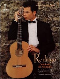 RODRIGO Concierto de Aranjuez (2 CD set) (minus Guitar)
