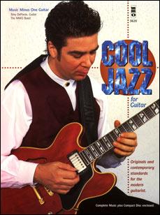 Cool Jazz for Guitar (minus Guitar)