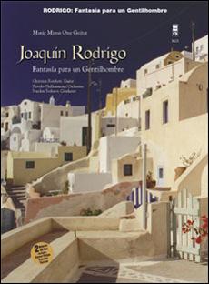 RODRIGO Fantasia para un Gentilhombre (2 CD set) (minus Guitar)