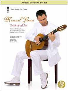 PONCE Concierto del Sur (minus Guitar)
