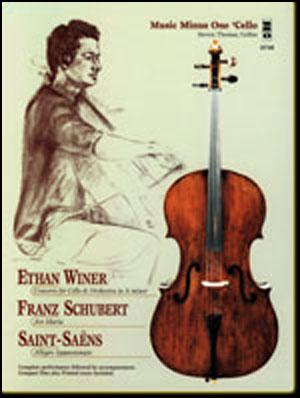 WINER Violoncello Concerto; SCHUBERT Ave Maria; SAINT-SAENS Allegro Appassionato (pop ver.) (minus V