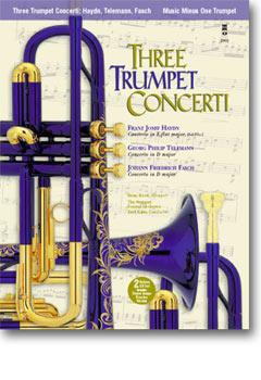 HAYDN Concerto in E-flat major -  HobVIIe:1; TELEMANN Trumpet Concerto in D -  TWV53:D2; FASCH Trump