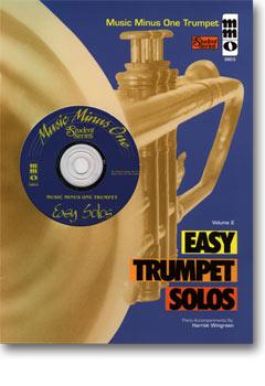 Trumpet Solos: Student Level -  vol. II