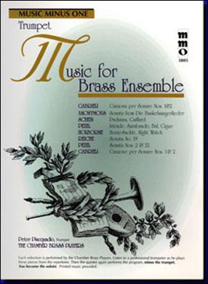 Music for Brass Ensemble (minus Trumpet)