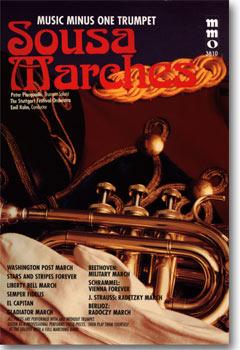 SOUSA Marches plus BEETHOVEN -  BERLIOZ -  STRAUSS (minus Trumpet)