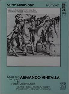 Beginning Trumpet Solos -  vol. II (Armando Ghitalla)