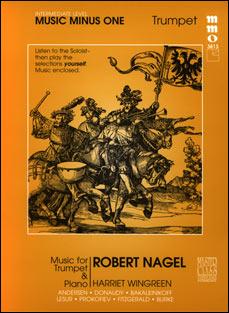 Intermediate Trumpet Solos -  vol. I (Robert Nagel)