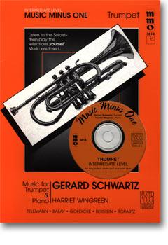 Intermediate Trumpet Solos -  vol. II (Gerard Schwarz)