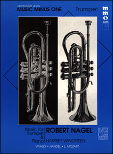 Advanced Trumpet Solos -  vol. I (Robert Nagel)
