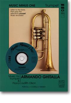 Intermediate Trumpet Solos -  vol. IV (Armando Ghitalla)