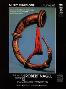 Advanced Trumpet Solos -  vol. II (Robert Nagel)