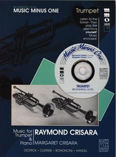 """Beginning Trumpet Solos, vol. III (Raymond Crisara)"""