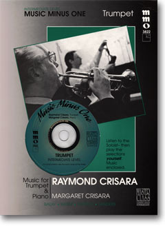 Intermediate Trumpet Solos -  vol. V (Raymond Crisara)