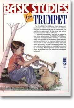 Teacher's Partner: Basic Trumpet Studies -  first year (minus Trumpet)