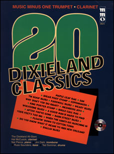 20 Dixieland Classics (Trumpet)