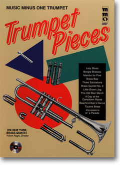 Trumpet Pieces: Brass Quintets (minus Trumpet)