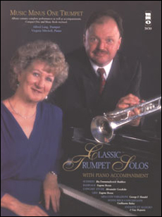 Classic Trumpet Solos with Piano Accompaniment (minus Trumpet)