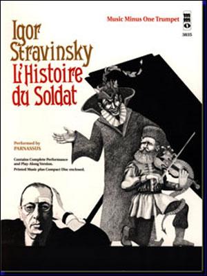 STRAVINSKY L'Histoire du Soldat (septet) (minus Trumpet)