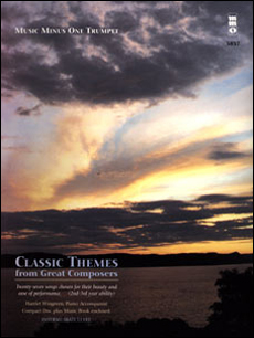 Classic Themes: Student Editions -  27 Easy Songs (2nd-3rd year) (minus Trumpet)
