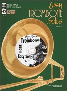 Easy Trombone Solos: Student Level -  vol. II
