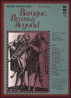 Baroque Brass and Beyond: Brass Quintets (minus Trombone)
