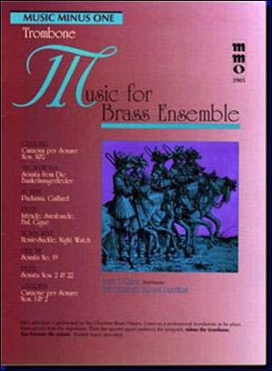 Music for Brass Ensemble (minus Trombone)
